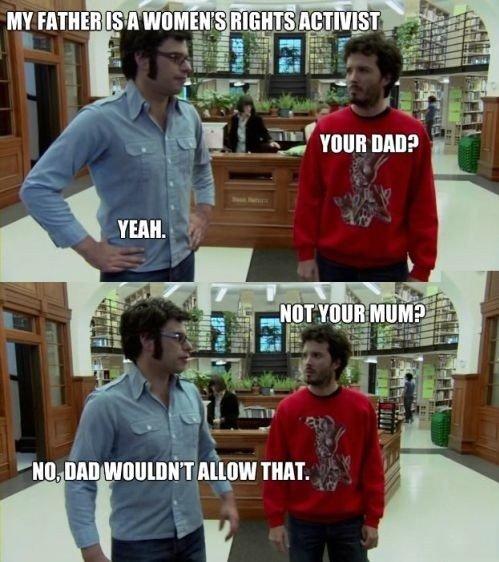 Your Dad?. . HIM. Your Dad? HIM