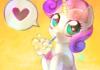 Sweety Sweetie Belle by *ErinLiona
