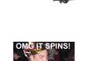 IT SPINS