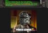When wearing Power Armor