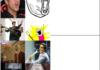Jim Carrey and ragefaces