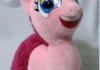 Pinkie Plush