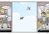 its a birdplane!